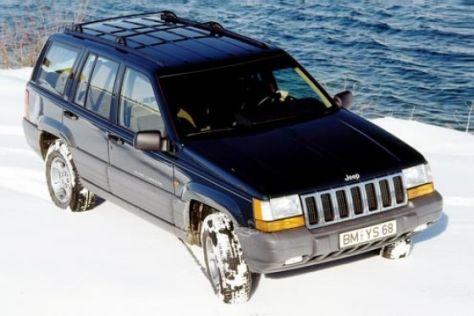 Jeep Grand Cherokee I (1992-1999)
