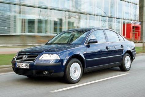 VW Passat 5V