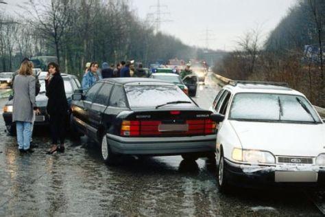 Mehr Verkehrstote im Februar