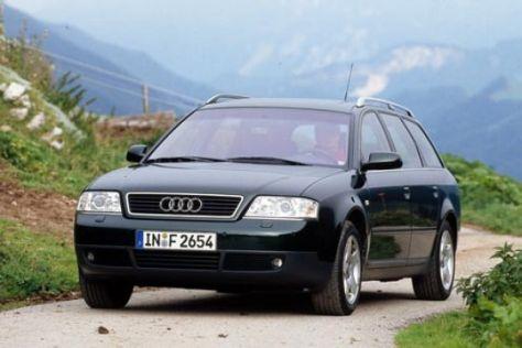 Dauertest Audi A6 Avant 2.8 multitronic