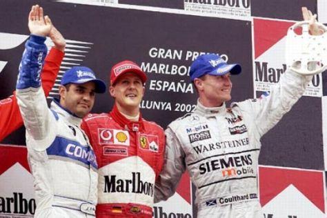 So lief der große Preis von Spanien 2002