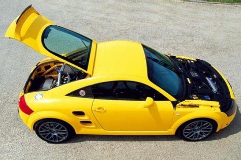 MTM bimoto auf Basis des Audi TT