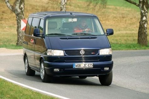 T4 Kombi, Multivan, Caravelle Business