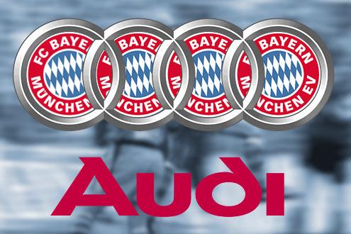 """Ab Juli ist Audi neuer Auto-sponsor bei den Bayern. Ob Kahn dann seinen """"Kindheitstraum"""" begräbt?"""
