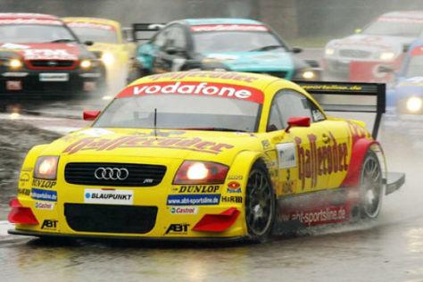 DTM: Doppelsieg für Audi