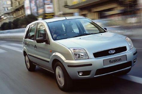 Opel Concept M und Ford Fusion