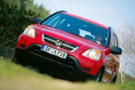 Honda CR-V 2.0i LS