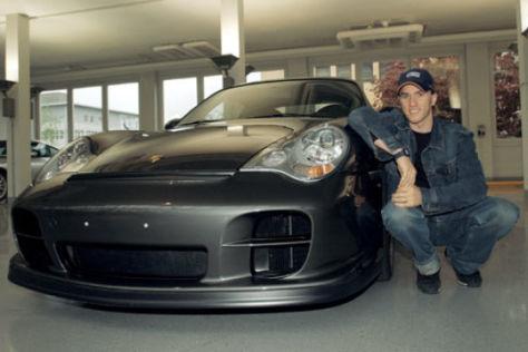F1-Star setzt auf den 911 GT2