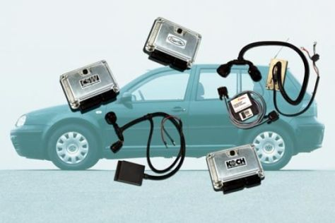 Tuning-Chips für VW Golf TDI