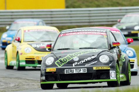 2. Lauf Volkswagen New Beetle Cup