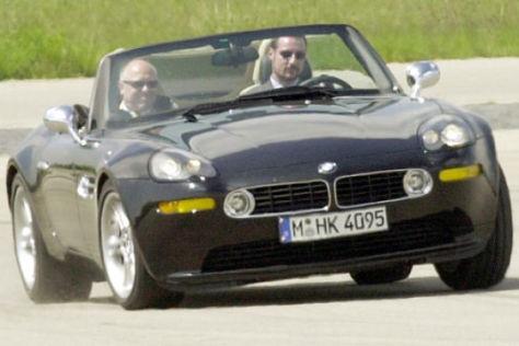 Norwegischer Thronfolger bei BMW