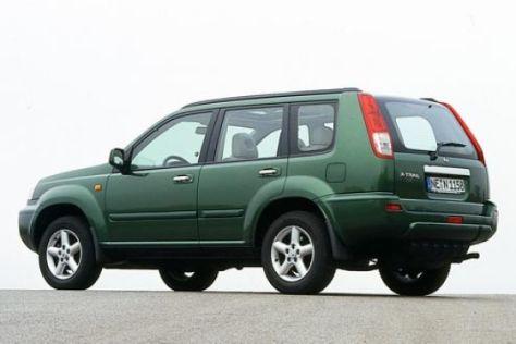 Nissan X-Trail 2.0 Automatik