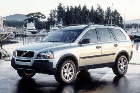 Volvo-Geländewagen