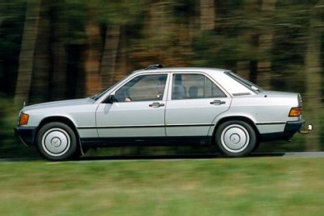 Mercedes 190 (1982-1993)