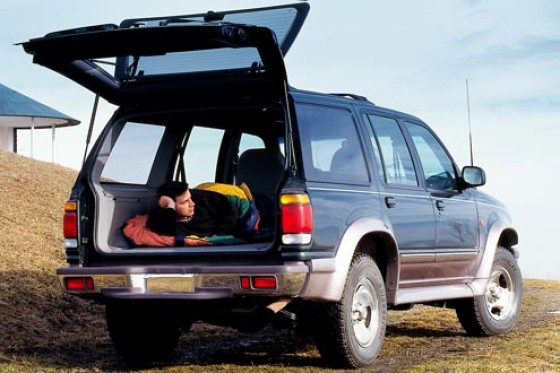 gebrauchtwagen test ford explorer 1993 2001. Black Bedroom Furniture Sets. Home Design Ideas