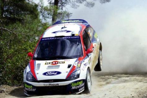 Rallye-WM: Peugeot-Desaster in Argentinien