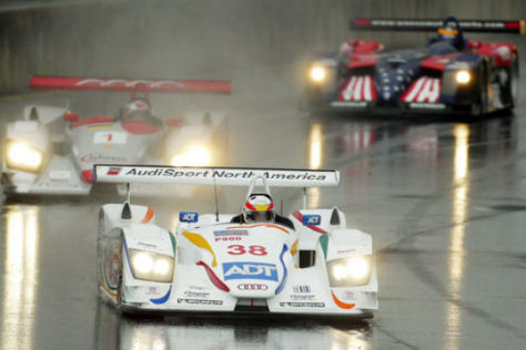 2. ALMS-Lauf in Sears Point