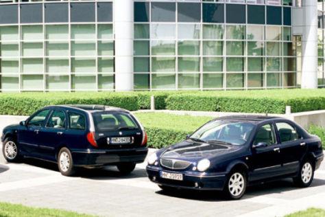 "Lancia startet den Lybra ""Intensa"""