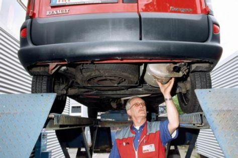 Renault Kangoo (ab 1998)