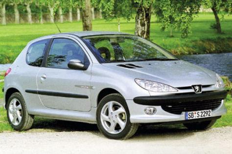 Peugeot 206 Quiksilver