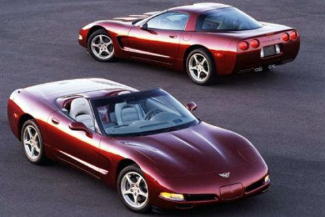 Corvette-Jubiläumsmodell