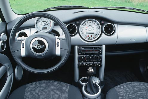 Kaufberatung BMW Mini