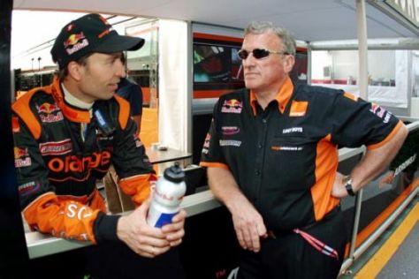 Formel-1-Pilot Heinz-Harald Frentzen