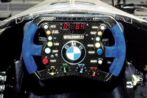 BMW-Williams-Technik