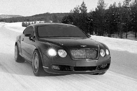 Bentley GT Coupé
