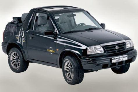 Suzuki Grand Vitara Outbreak, Jimny Skyline