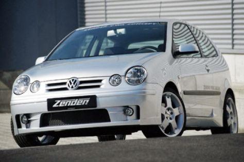 VW Polo von Zender