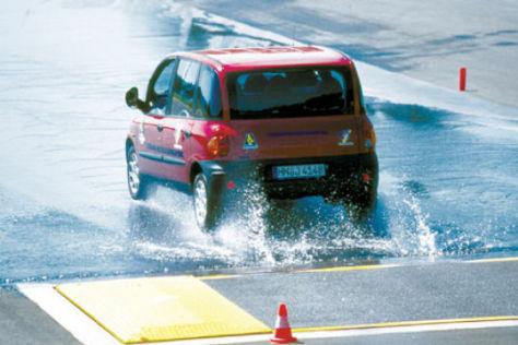 Fahrsicherheitstraining für Behinderte