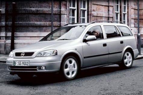 Opel Astra Edition BILD