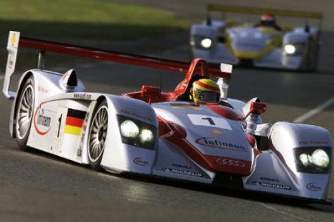 Frank Biela, (noch) der König von Le Mans