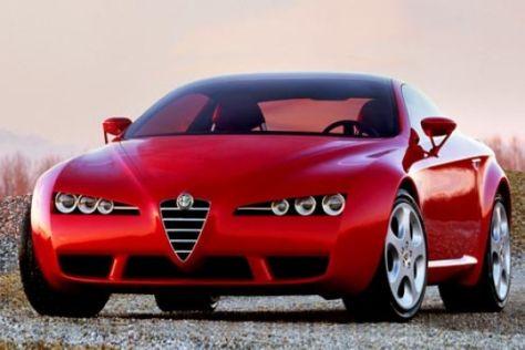 Coupé Alfa Brera