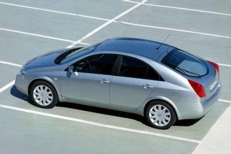 Nissan Primera Fünftürer