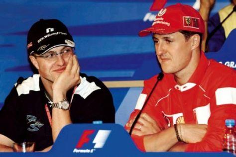 Hintergrundbericht Ralf Schumacher