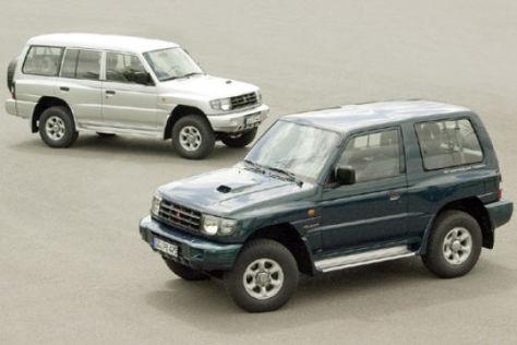 Mitsubishi Pajero Classic