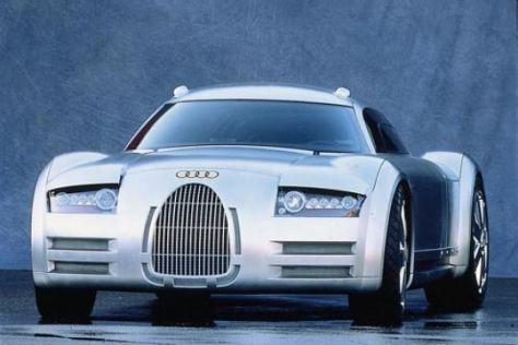 Erlkönigjagd: Supersportwagen