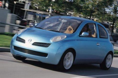 Nissan Micra ab 2003