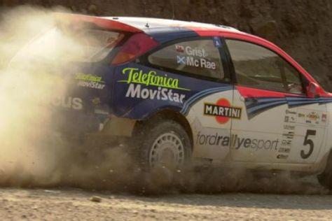 Rallye Griechenland