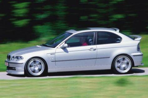 BMW Compact von Hamann