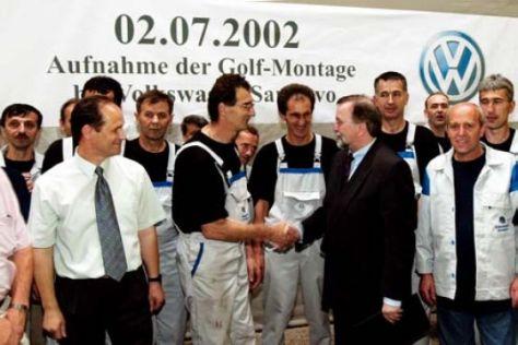 30 Jahre Volkswagen Sarajevo