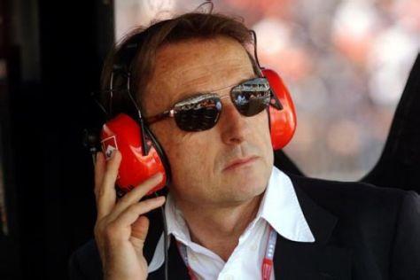 Überraschung bei Ferrari