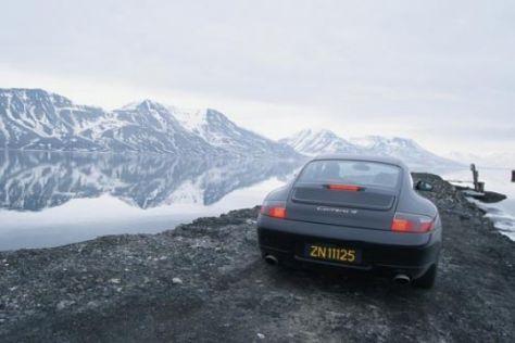 Der nördlichste Porsche der Welt