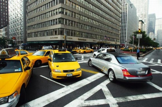 Car Sharing App New York