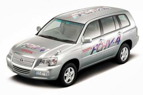 Toyota baut Brennstoffzellen-Auto