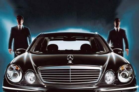 """Alfa Romeo Giulietta >> """"Men in black"""" fahren Mercedes - autobild.de"""