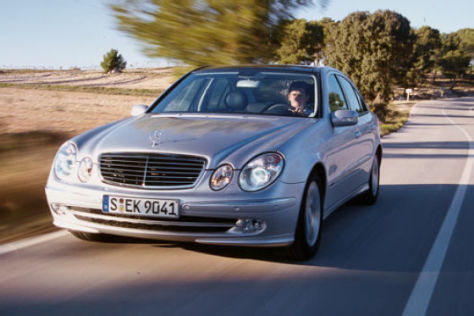 Halbjahreszahlen von Mercedes-Benz