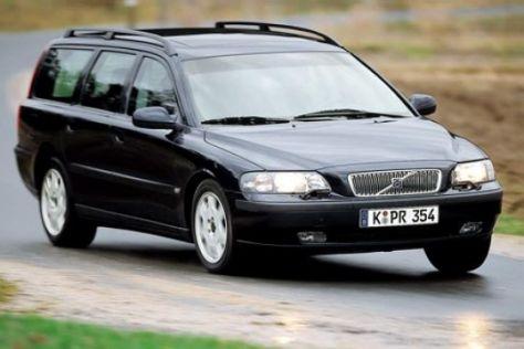 Volvo S60, V70, S80